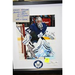 GAURANTEED AUTHENTIC AUTOGRAPH