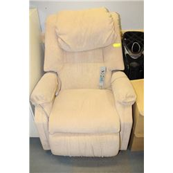 FABRIC POWERLIFT CHAIR