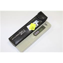 TDS WATER QUAILITY TEST METER