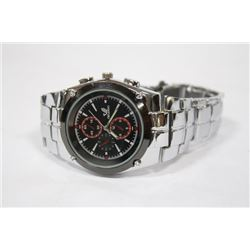 NEW STAINLESS STEEL WATCH
