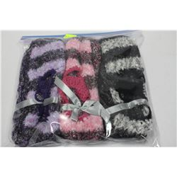 PACK OF MARY JANE STYLE SLIPPERS