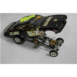 ERTL PONTIAC GTO  MODEL US ARMY CAR  1:18 SCALE