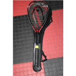 HEAD TENNIS RACKET WITH CASE