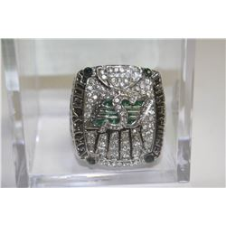 SASKATCHEWAN ROUGHRIDERS 2013 GREY CUP RING