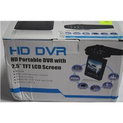 NEW HD DVR DASHCAM
