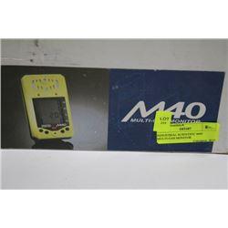INDUSTRIAL SCIENTIFIC M40 MULTI-GAS MONITOR