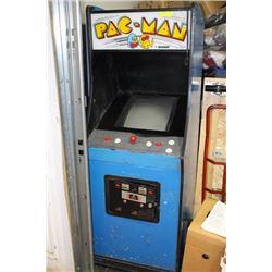 ORIGINAL 1980 PACMAN ARCADE GAME