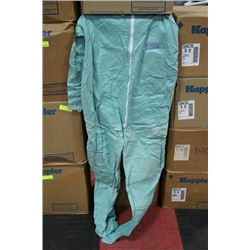CASE OF KAPPLER SIZE 2X DISPOSABLE COVER-ALLS