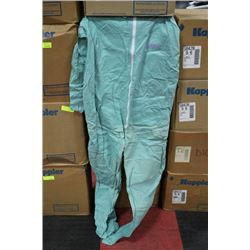 CASE OF KAPPLER SIZE M DISPOSABLE COVER-ALLS