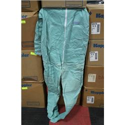 CASE OF KAPPLER SIZE S DISPOSABLE COVER-ALLS