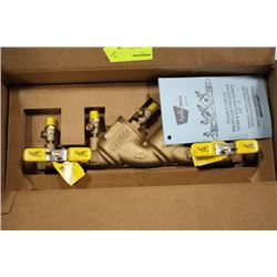 "APOLLO DOUBLE CHECK BACK FLOW PREVENTER 1/2""-2"""