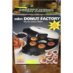 SALTON DONUT FACTORY