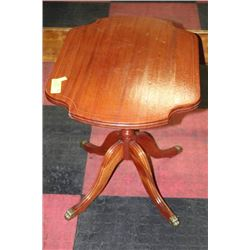 DUNCAN PHYFFE INLAID OCCASIONAL TABLE