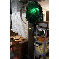 DECORATIVE 7' PALM TREE