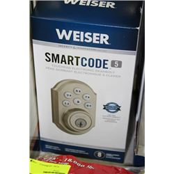 WEISER SMARTCODE 5 ELECTRONIC TOUCHPAD