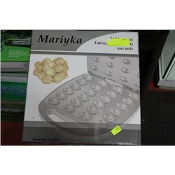 MARIYKA 24 SLOT WALNUT COOKIE MAKER