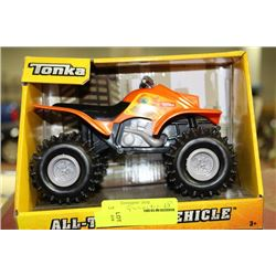 NEW TONKA ATV TOY AS THEY COME