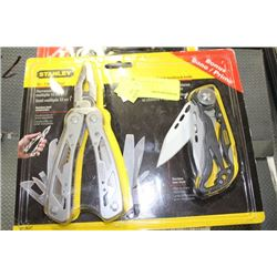 STANLEY 12 IN 1 MULTI TOOL W LOCKING KNIFE