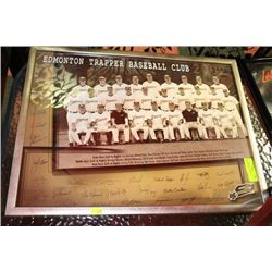 2002 EDMONTON TRAPPER BASEBALL CLUB