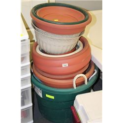 STACK OF PLANTERS