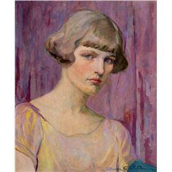 Portrait of Frances Wyly Hall