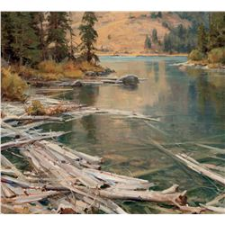 String Lake Wyo