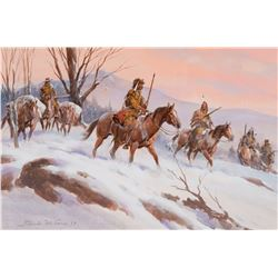 Montana Indian Encounter