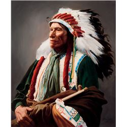 Black Bear Paramount Chief of the Northern Arapaho
