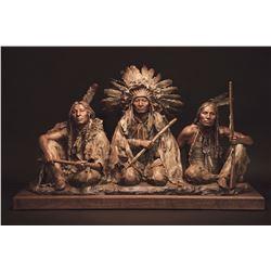 """1876"" - Gall - Sitting Bull - Crazy Horse"