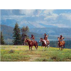 Blackfoot Land