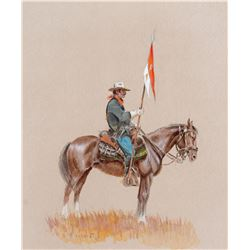 Calvary Rider