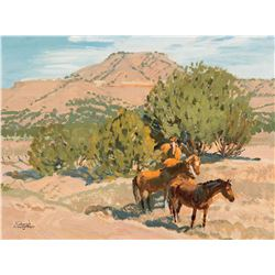 Nambe Country - New Mexico