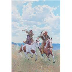 Buffalo Pony Prize