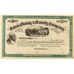 Salero Mining & Manuf'y