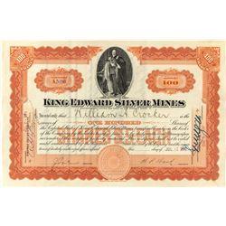 King Edward Silver