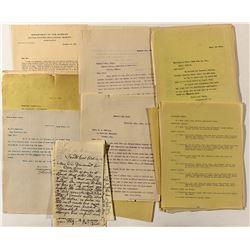Various Mining Correspondence
