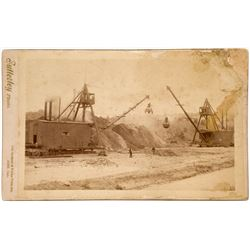 Ione Dredging Cabinet Card