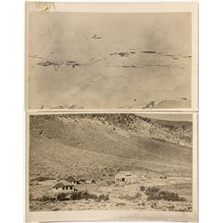 Jordan Postcards/Before and After Avalanche