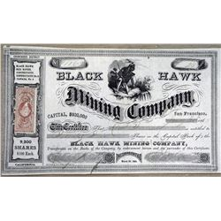 Black Hawk Mining Company. Chimevald District along Colorado River