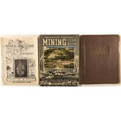 Two Colorado large mining booklets