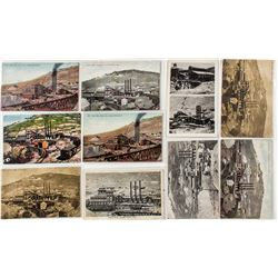 Elkton Mine, Cripple Creek postcards