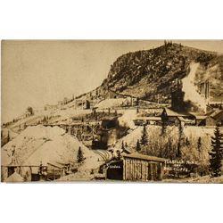 Isabella Mine RPC postcard by Skolas