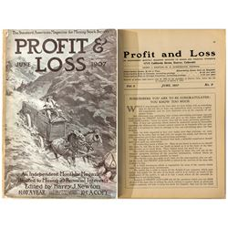 """Profit & Loss"" Magazine (June 1907 Issue)"