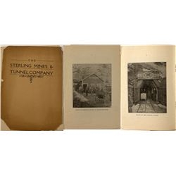 Sterling Mines & Tunnel Company prospectus