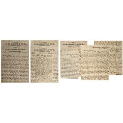 Leadville Mining Letters