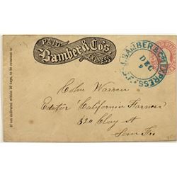 Bamber & Co.'s Express Cover