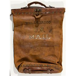 Mail Bag (Locking) (Top & Bottom Handles)