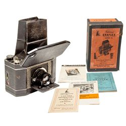 National Graflex Series II Camera