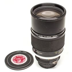 Nikkor-P 180mm f 2.8 Manual Lens