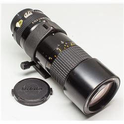 Micro-Nikkor 200mm f/4 IF Manual Lens